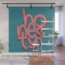 Honesty Wall Mural