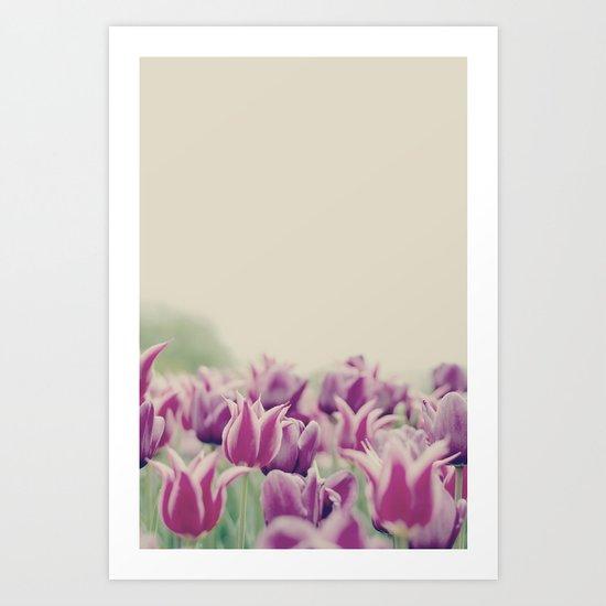 Tulips II Art Print