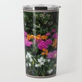 Garden Delight Travel Mug