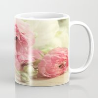 notebook Mugs featuring the first bouquet by Sylvia Cook Photography