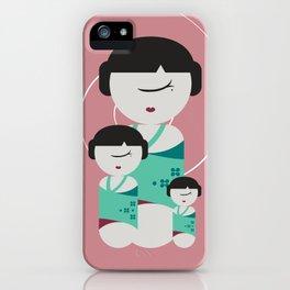 Matrëška iPhone Case