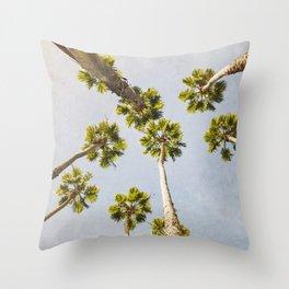 That Cali Life Throw Pillow