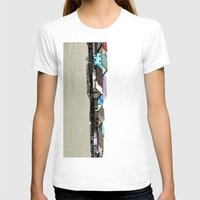 thailand T-shirts featuring houses in thailand by habish