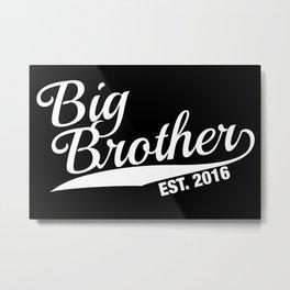 Big Brother Metal Print