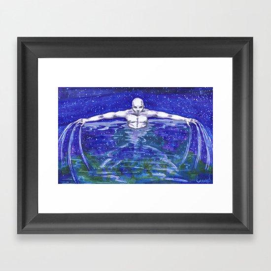 """Oceania"" by Cap Blackard Framed Art Print"