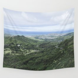 The Pali (1) Wall Tapestry