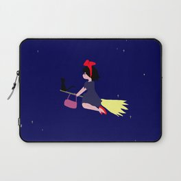 Witch in Training / Kiki's Delivery Laptop Sleeve