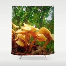 Shroom Season Shower Curtain
