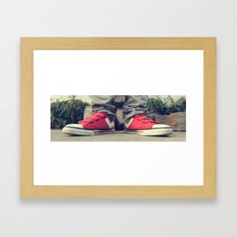 Tze Tze Framed Art Print