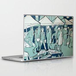 Dublin Flea market Laptop & iPad Skin