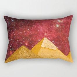 The Great Pyramids Rectangular Pillow