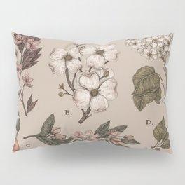 Flowering Spring Trees Pillow Sham