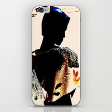 Vintage: The Mohican iPhone & iPod Skin