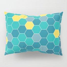 Bee Beach Pillow Sham