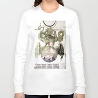 alchemy Long Sleeve T-shirts featuring Alchemy by anipani