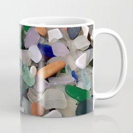 Sea Glass Assortment 6 Coffee Mug