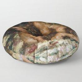 I Adore You Floor Pillow