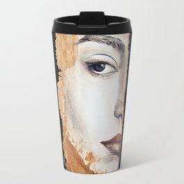 Lady #2 Travel Mug