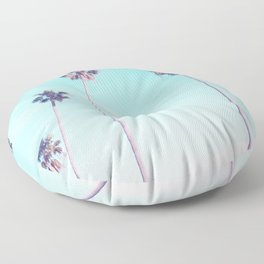 Palms Good Vibes Floor Pillow