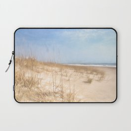 Warm Sand Dunes Laptop Sleeve