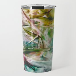 Obstacles in life Travel Mug
