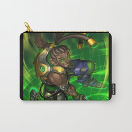 over lucio watch Carry-All Pouch