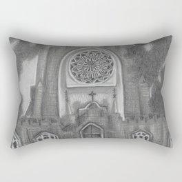 All Saints Chapel Sewanee Rectangular Pillow