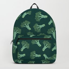 Broccoli color Backpack