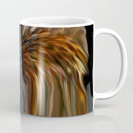 Lioness Blue Angel Coffee Mug