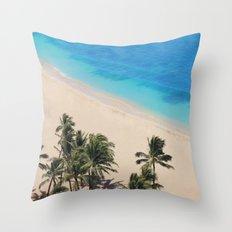Hawaii Dreams Throw Pillow