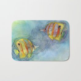 More Fish in the Sea Bath Mat