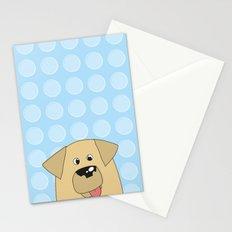 Labrador Yellow Dog Stationery Cards