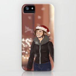 Christmas Amberprice iPhone Case