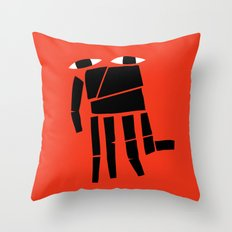 Elephand Throw Pillow