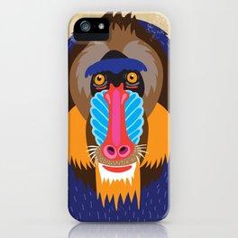 Funky Monkeys iPhone Case