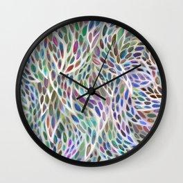 blueleaf Wall Clock