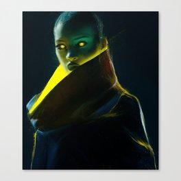 Synthia Canvas Print