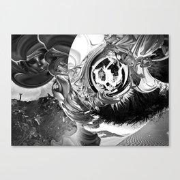 The Kite Canvas Print