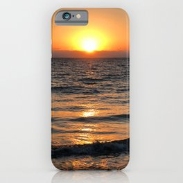 Sunset in the north of Peru - part 1 #eclecticart iPhone Case