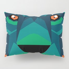 Aurora Lion Pillow Sham