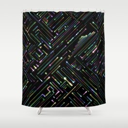 JuxBox Hero Shower Curtain