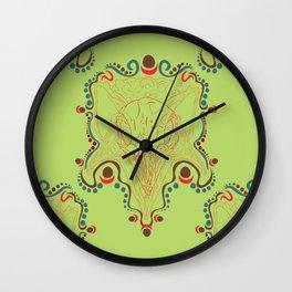 Common Nightjar Wall Clock