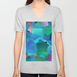 Relaxing by colors ... Unisex V-Neck