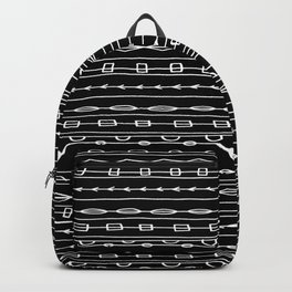 modern global 2 Backpack