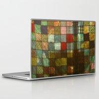 blanket Laptop & iPad Skins featuring Blanket by Lyssia Merrifield