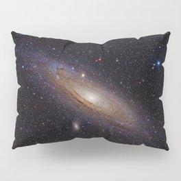 Andromeda Galaxy Pillow Sham