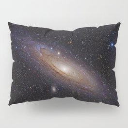 Andromeda Galaxy Pillow Sham