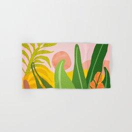 Jungle Morning Hand & Bath Towel