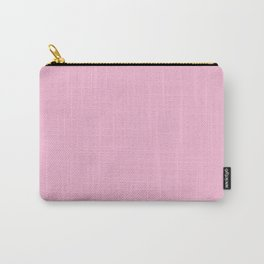 Little Girl Pink - solid color Carry-All Pouch