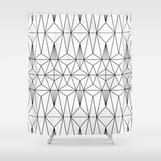 My Favorite Pattern 1 Shower Curtain